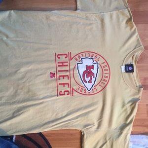 Kansas City chiefs XL T-shirt